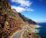 Road of Chapman's Peak