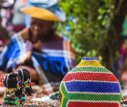 African Market souvenir