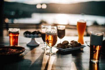 Beer adventure in Cape Town