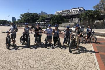 E-bike City Tour Cape Town