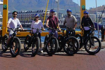 E-bike City Tour Cape Town