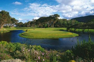 cape town golf luxury trip